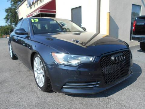 2013 Audi A6 for sale at AutoStar Norcross in Norcross GA