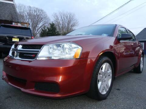 2012 Dodge Avenger for sale at P&D Sales in Rockaway NJ