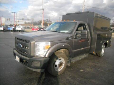 2012 Ford F-350 Super Duty for sale at Windsor Auto Sales in Loves Park IL