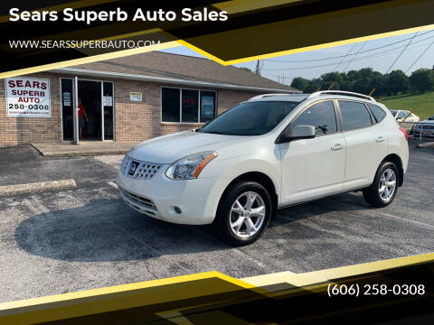 2009 Nissan Rogue for sale at Sears Superb Auto Sales in Corbin KY