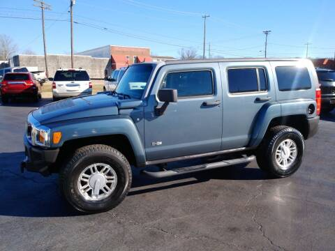 2007 HUMMER H3 for sale at Big Boys Auto Sales in Russellville KY