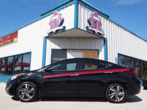 2015 Hyundai Elantra for sale at DRIVE 1 OF KILLEEN in Killeen TX