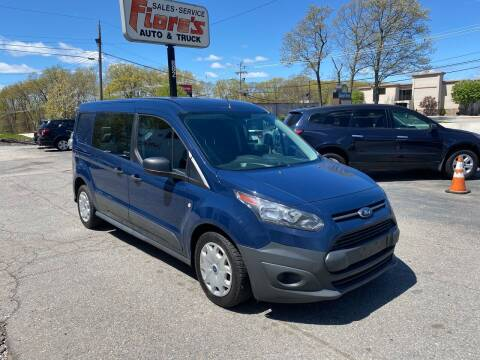 2017 Ford Transit Connect Cargo for sale at FIORE'S AUTO & TRUCK SALES in Shrewsbury MA