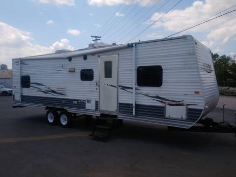 2008 Gulf Stream Kingsport for sale at Big Boys Auto Sales in Russellville KY