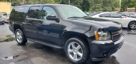2012 Chevrolet Suburban for sale at GEORGIA AUTO DEALER, LLC in Buford GA