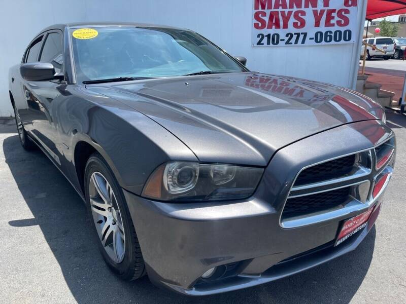 2014 Dodge Charger for sale at Manny G Motors in San Antonio TX