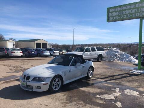 2000 BMW Z3 for sale at Independent Auto in Belle Fourche SD