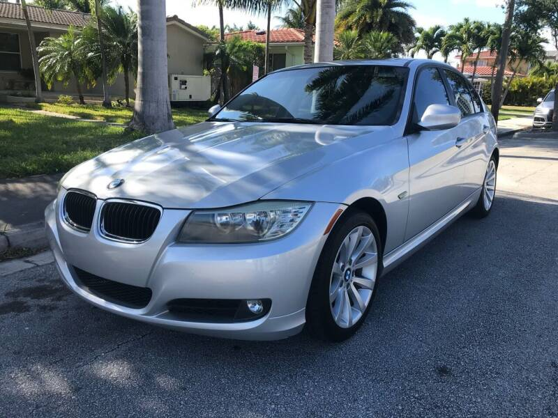 2011 BMW 3 Series for sale at GCR MOTORSPORTS in Hollywood FL