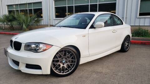 2010 BMW 1 Series for sale at Houston Auto Preowned in Houston TX