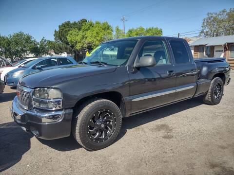 2004 GMC Sierra 1500 for sale at Larry's Auto Sales Inc. in Fresno CA