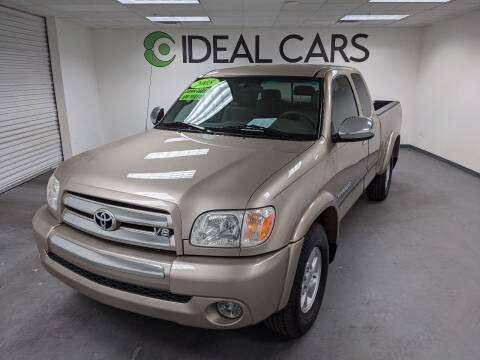 2005 Toyota Tundra for sale at Ideal Cars in Mesa AZ