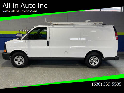 2006 Chevrolet Express Cargo for sale at All In Auto Inc in Addison IL