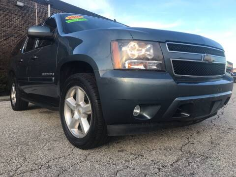2008 Chevrolet Suburban for sale at Classic Motor Group in Cleveland OH