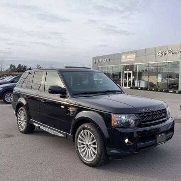 2013 Land Rover Range Rover Sport for sale at GLOBAL MOTOR GROUP in Newark NJ