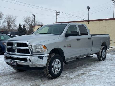 2016 RAM Ram Pickup 2500 for sale at North Imports LLC in Burnsville MN