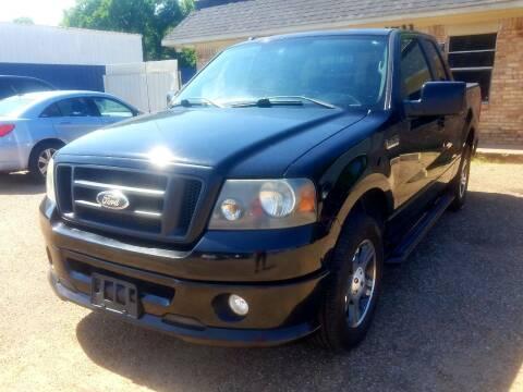 2007 Ford F-150 for sale at Dorsey Auto Sales in Tyler TX