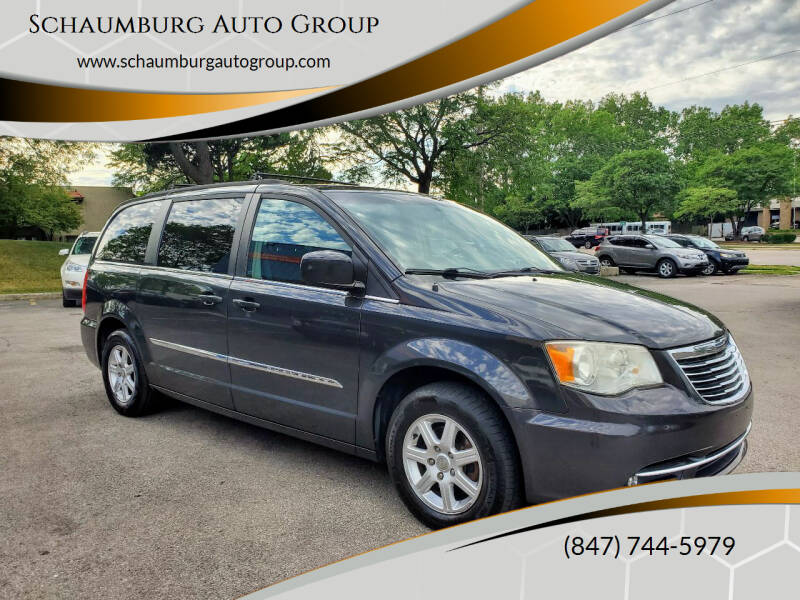 2011 Chrysler Town and Country for sale at Schaumburg Auto Group in Schaumburg IL