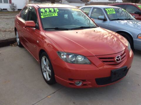 2006 Mazda MAZDA3 for sale at Harrison Family Motors in Topeka KS