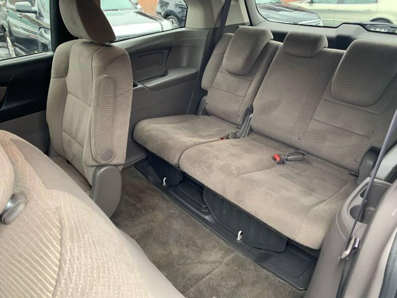 2012 Honda Odyssey LX 4dr Mini-Van - Cuyahoga Falls OH
