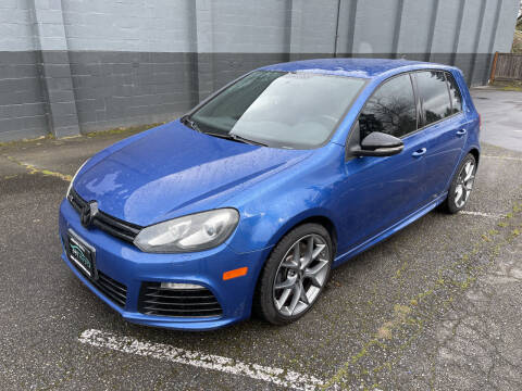 2013 Volkswagen Golf R for sale at APX Auto Brokers in Lynnwood WA