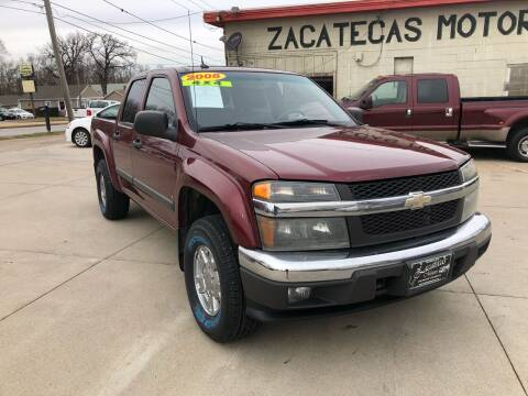 2008 Chevrolet Colorado for sale at Zacatecas Motors Corp in Des Moines IA