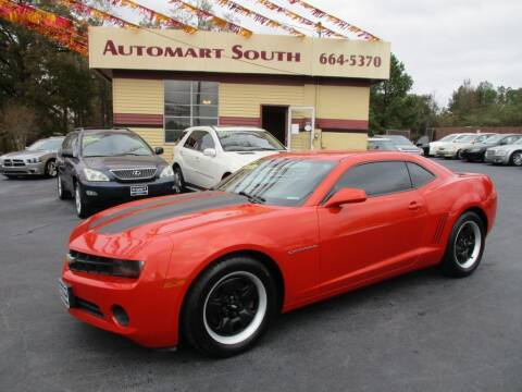 2012 Chevrolet Camaro for sale at Automart South in Alabaster AL