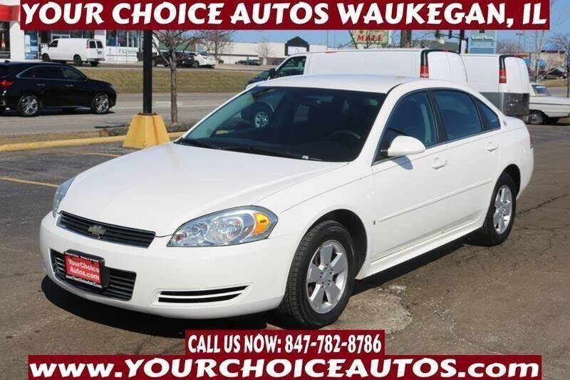 2009 Chevrolet Impala for sale at Your Choice Autos - Waukegan in Waukegan IL