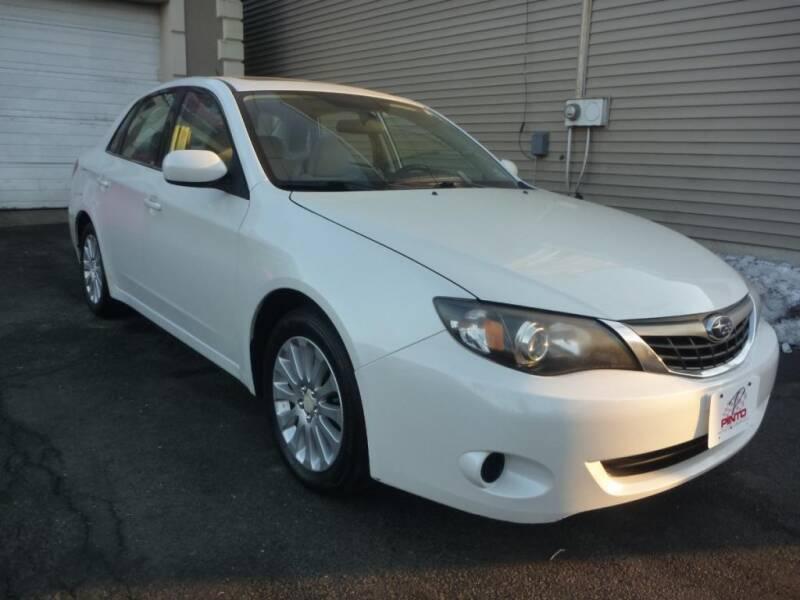 2009 Subaru Impreza for sale at Pinto Automotive Group in Trenton NJ