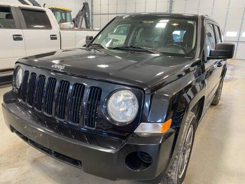 2010 Jeep Patriot for sale at RDJ Auto Sales in Kerkhoven MN