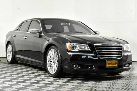 2012 Chrysler 300 for sale at Washington Auto Credit in Puyallup WA