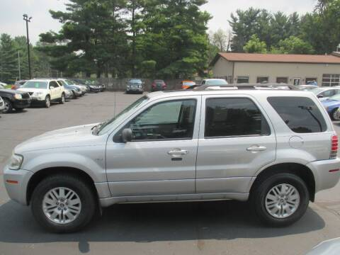 2007 Mercury Mariner for sale at Home Street Auto Sales in Mishawaka IN