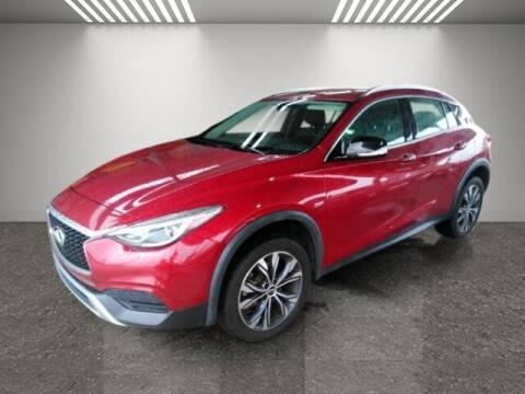 2017 Infiniti QX30 for sale at CarGeek in Tampa FL