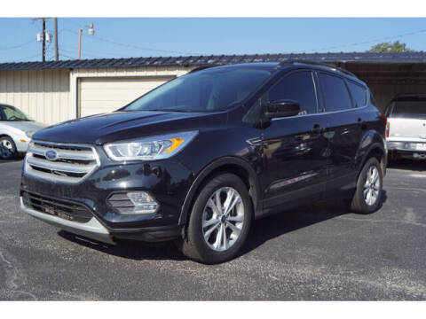 2019 Ford Escape for sale at Watson Auto Group in Fort Worth TX