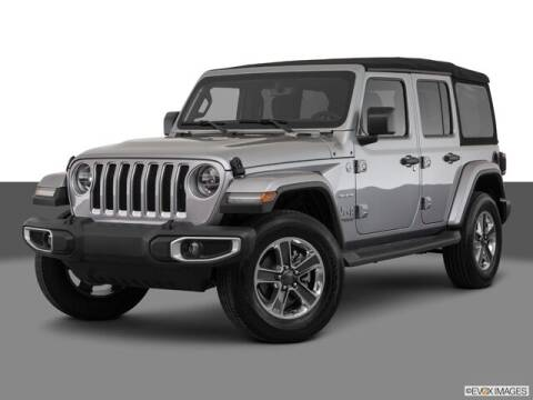 2019 Jeep Wrangler Unlimited for sale at Bourne's Auto Center in Daytona Beach FL