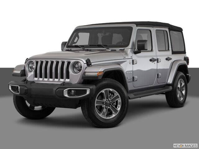 2019 Jeep Wrangler Unlimited for sale at Bourne's Auto Center in Daytona Beach FL