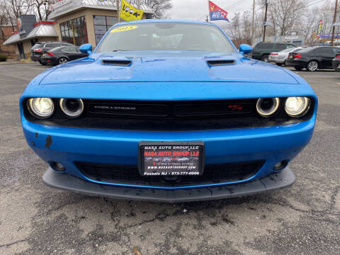2015 Dodge Challenger for sale at Nasa Auto Group LLC in Passaic NJ