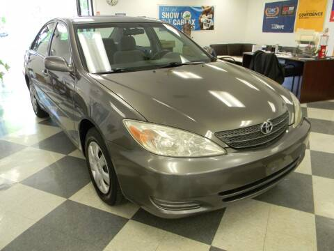 2003 Toyota Camry for sale at Lindenwood Auto Center in St.Louis MO
