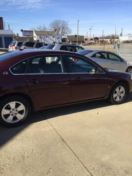 2007 Chevrolet Impala for sale at New Rides in Portsmouth OH
