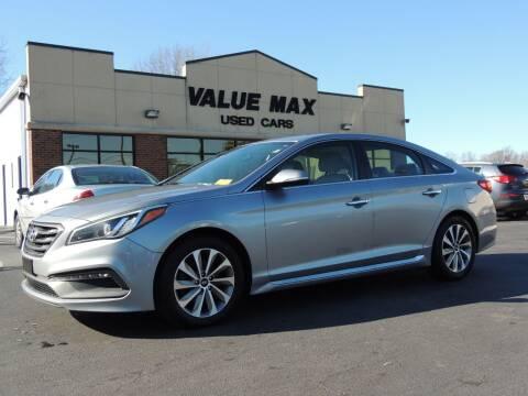 2015 Hyundai Sonata for sale at ValueMax Used Cars in Greenville NC