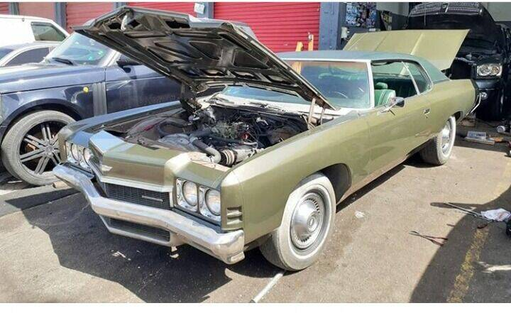 used 1972 chevrolet impala for sale in el paso tx carsforsale com used 1972 chevrolet impala for sale in
