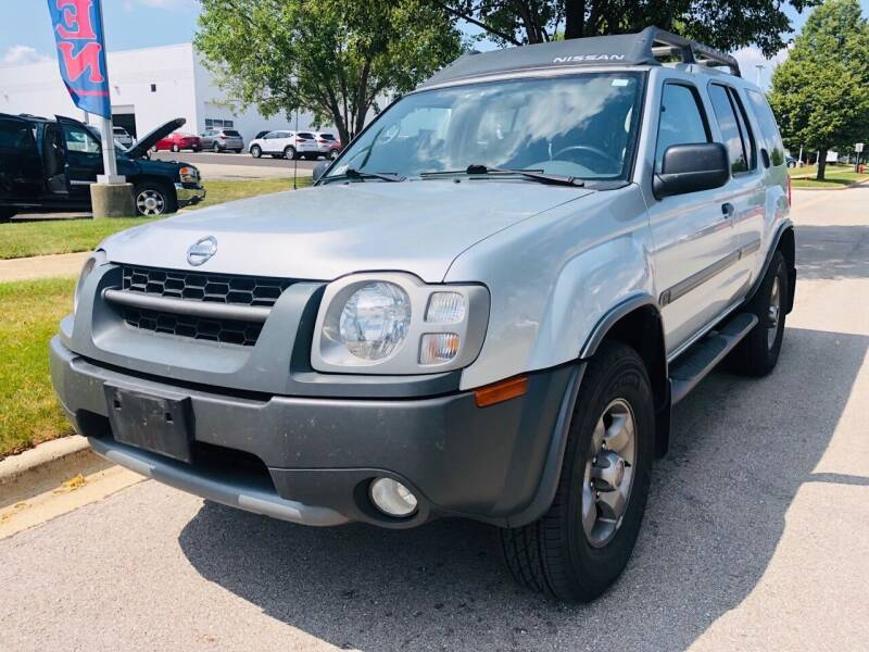 2002 Nissan Xterra for sale at Quality Auto Sales And Service Inc in Westchester IL