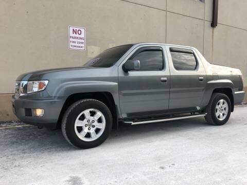 2009 Honda Ridgeline for sale at International Auto Sales in Hasbrouck Heights NJ