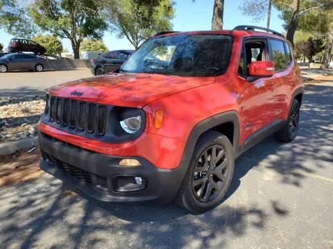 2017 Jeep Renegade for sale at Matador Motors in Sacramento CA