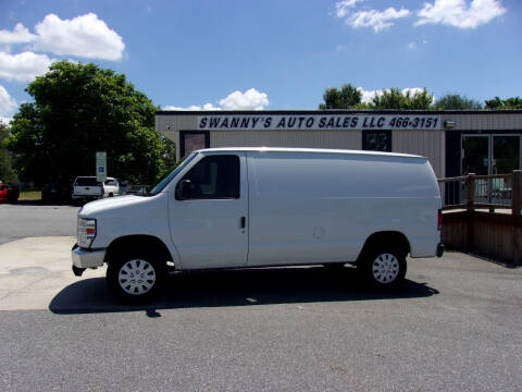 2012 Ford E-Series Cargo for sale at Swanny's Auto Sales in Newton NC