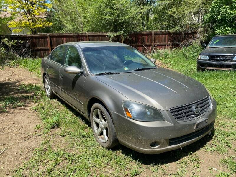 2006 Nissan Altima for sale at Fast Vintage in Wheat Ridge CO