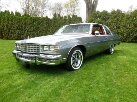 1977 Pontiac Bonneville for sale at Black Tie Classics in Stratford NJ