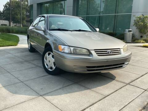 1997 Toyota Camry for sale at Top Motors in San Jose CA