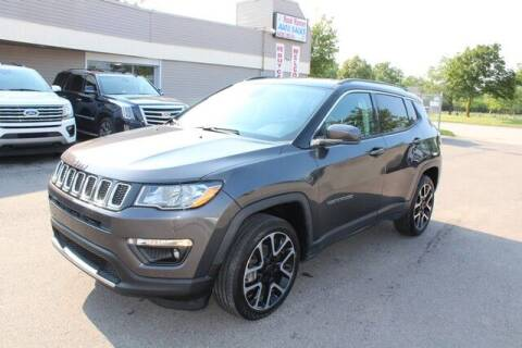2019 Jeep Compass for sale at Road Runner Auto Sales WAYNE in Wayne MI