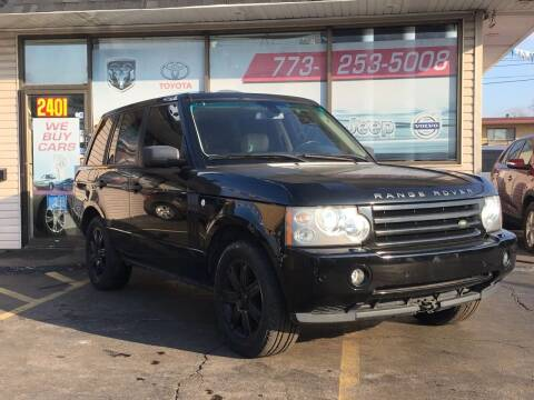 2006 Land Rover Range Rover for sale at EL SOL AUTO MART in Franklin Park IL