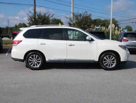 2016 Nissan Pathfinder for sale at Southern Auto Solutions - BMW of South Atlanta in Marietta GA